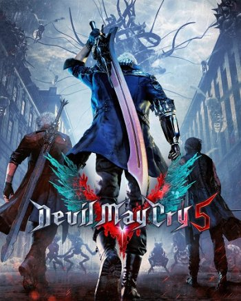 Devil May Cry 5: Deluxe Edition [v 1.0 build 3853173 + DLCs] (2019) PC   RePack от xatab