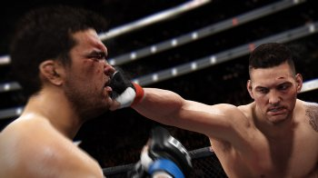 EA Sports UFC 2 (2016) PS4