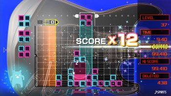 LUMINES REMASTERED (2018) PC | Лицензия