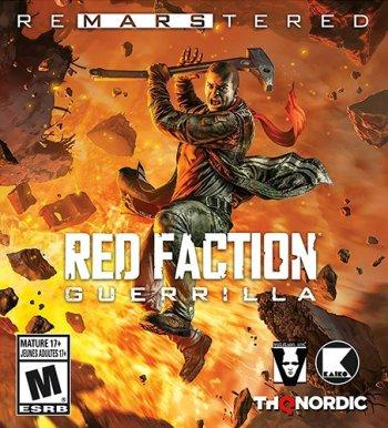 Red Faction Guerrilla Re-Mars-tered [v 1.0 cs:4931] (2018) PC   Repack от xatab
