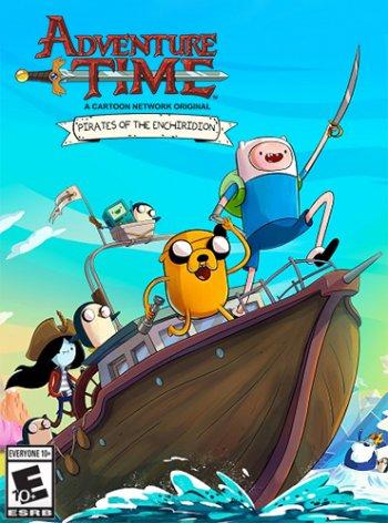 Adventure Time: Pirates of the Enchiridion (2018) PC   Лицензия