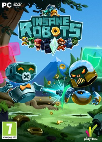Insane Robots (2018) PC | Лицензия