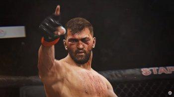 EA Sports UFC (2014) PS4