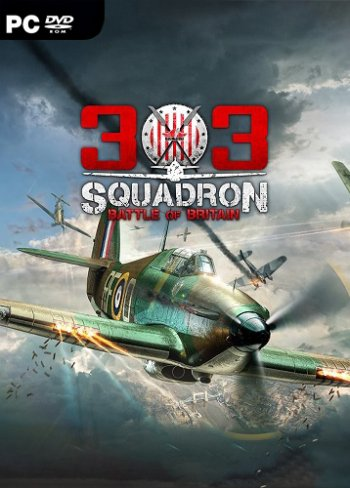 303 Squadron: Battle of Britain (2018) PC | Лицензия