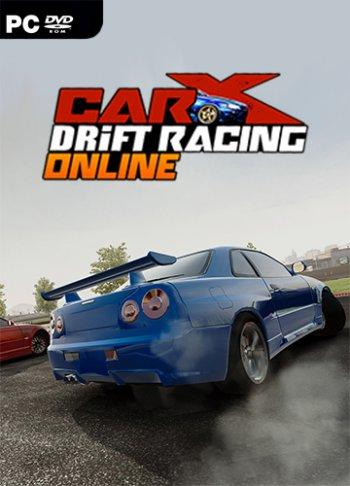 CarX Drift Racing Online [v 1.4.7] (2017) PC | RePack от qoob