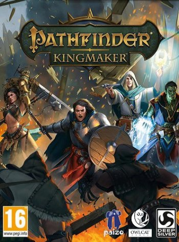 Pathfinder: Kingmaker - Imperial Edition [v 2.0.8 + DLCs] (2018) PC | RePack от xatab