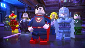 LEGO DC Super-Villains Deluxe Edition [v 1.0 + DLCs] (2018) PC   RePack от xatab