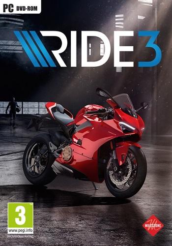 RIDE 3 (2018) PC | Repack от xatab