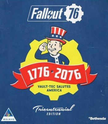 Fallout 76: Tricentennial Edition (2018) PC   Лицензия