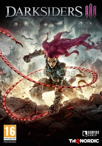 Darksiders III: Deluxe Edition (2018) PC   Repack от xatab