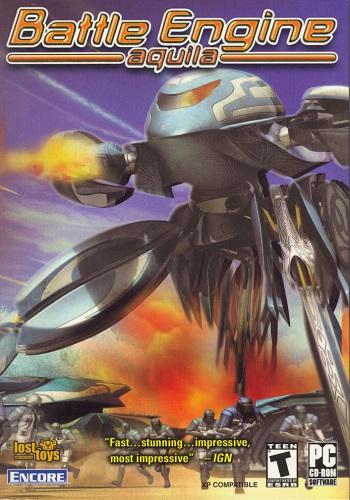 Боевая машина Акилла / Battle Engine Aquila (2003) PC | RePack от R.G. Механики