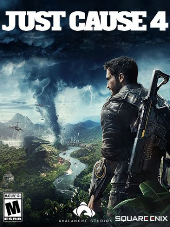 Just Cause 4 Gold Edition (2018) PC | Лицензия
