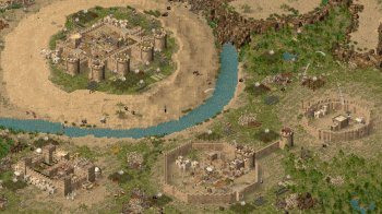 Stronghold Crusader HD [v 1.4] (2012) PC | SteamRip от R.G. Origins