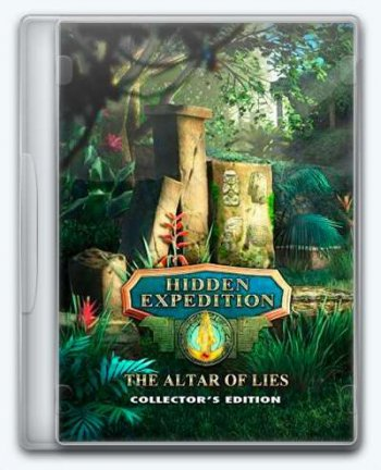 Hidden Expedition 17: The Altar of Lies / Секретная экспедиция 17: Алтарь Лжи (2018) PC | Пиратка