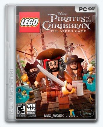 LEGO Pirates of the Caribbean / Лего Пираты Карибского моря (2011) PC   Repack от R.G. Механики