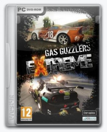 Gas Guzzlers Extreme (2013) PC | SteamRip от Let'sPlay