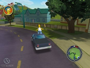The Simpsons Hit & Run (2003) PC | Repack от t1coon