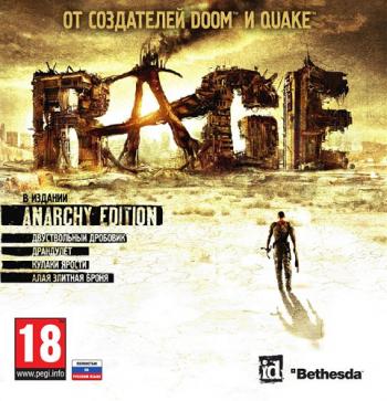 Rage: Anarchy Edition (2011) PC | RiP от xatab