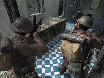 Call of Duty 2 (2005) PC | Лицензия