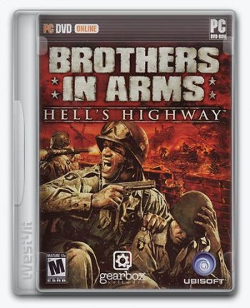 Brothers in Arms: Hell's Highway (2008) PC | Лицензия
