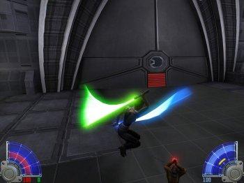 Star Wars Jedi Knight: Jedi Academy - Escape Yavin IV (2005) PC | Пиратка