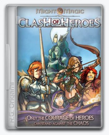 Might and Magic - Clash of Heroes (2011) PC | Repack от R.G. Origami