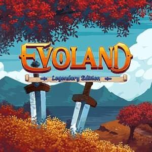 Evoland Legendary Edition (2019) PC   Лицензия