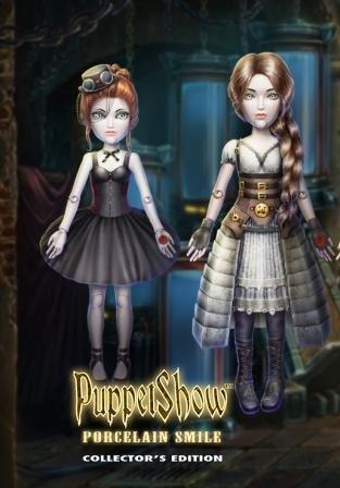 PuppetShow 15: Porcelain Smile / Шоу марионеток 15: Фарфоровая ухмылка (2019) PC | Пиратка