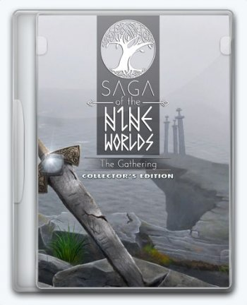 Saga of the Nine Worlds: The Gathering (2017) PC | Пиратка
