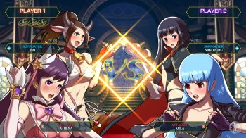 SNK HEROINES Tag Team Frenzy (2019) PC | Лицензия
