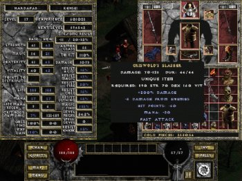 Diablo: The Hell 2 Mod Mordor_XP & ТН team (2019) PC | Пиратка