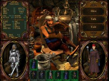 Аллоды 2: Повелитель душ / Rage of Mages 2: Necromancer (1999) PC | Пиратка