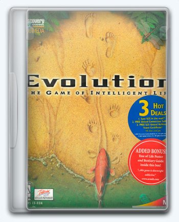 Evolution: The Game of Intelligent Life (1997) PC | Пиратка