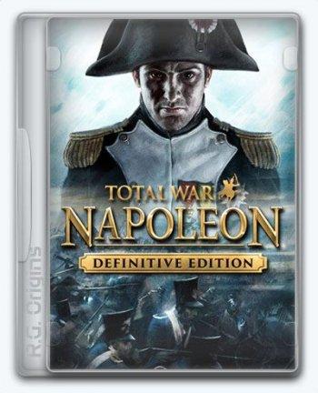 Total War: Napoleon - Definitive Edition (2018) PC | SteamRip от R.G. Origins