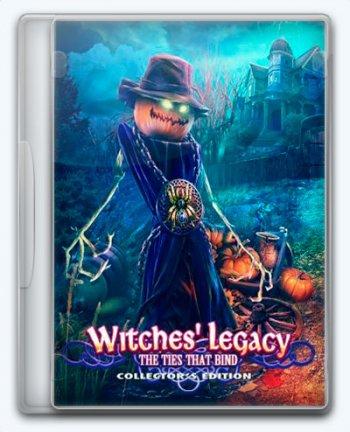 Witches' Legacy 4: The Ties That Bind / Наследие ведьм 4: Связанные кровью (2018) PC   Пиратка