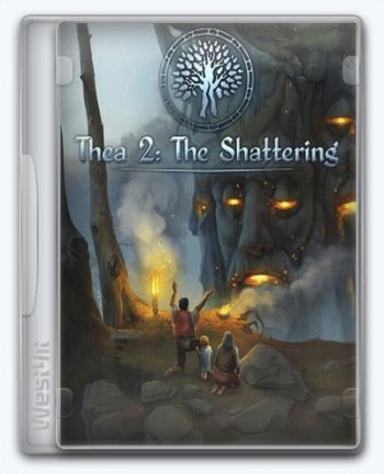 Thea 2: The Shattering [Build 0555 + DLC] (2019) PC | Лицензия