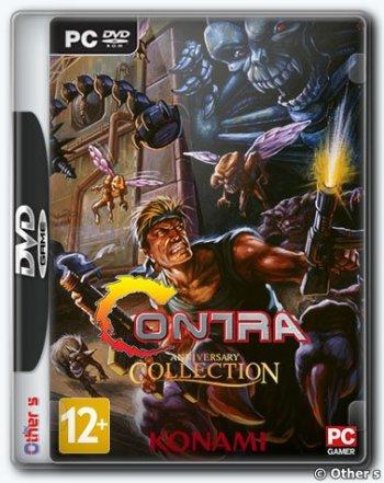 Contra Anniversary Collection (2019) PC   Лицензия