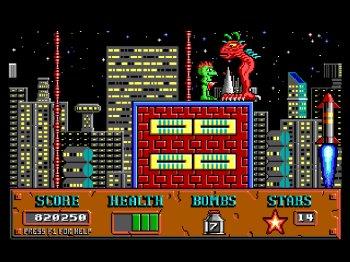 Cosmo's Cosmic Adventure (1992) PC | Лицензия