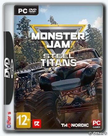 Monster Jam Steel Titans [v 1.1.0] (2019) PC | RePack от R.G. Catalyst