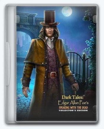 Dark Tales 15: Edgar Allan Poe's. Speaking with the Dead / Тёмные истории 15: Эдгар Аллан По. Спроси у мертвеца (2019) PC | Пиратка