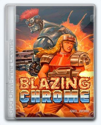 Blazing Chrome (2019) PC | Лицензия