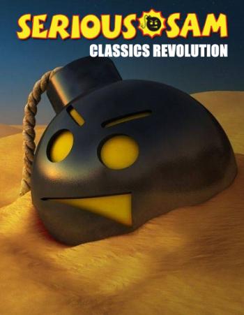 Serious Sam Classics: Revolution (2019) PC | Лицензия