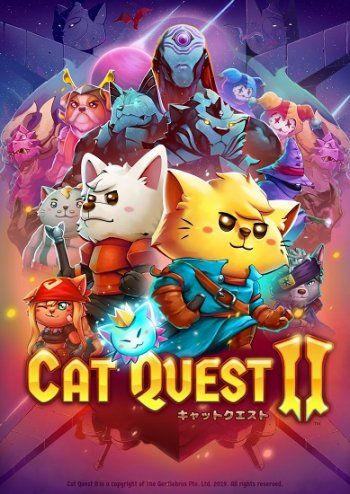 Cat Quest II (2019) PC | Пиратка