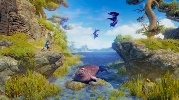 Trine 4: The Nightmare Prince [v 1.0.0.8236 + DLC] (2019) PC | Repack от xatab