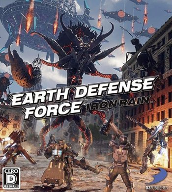 EARTH DEFENSE FORCE: IRON RAIN (2019) PC | Лицензия