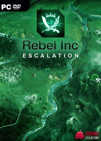 Rebel Inc: Escalation (2019) PC | Пиратка