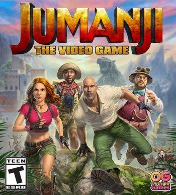 JUMANJI: The Video Game (2019) PC   Лицензия