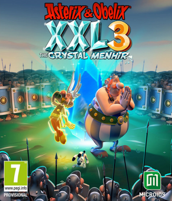 Asterix & Obelix XXL 3 - The Crystal Menhir [v 1.59 + DLCs] (2019) PC | Repack от xatab