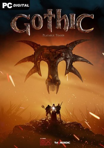 Gothic Playable Teaser (2019) PC | DEMO