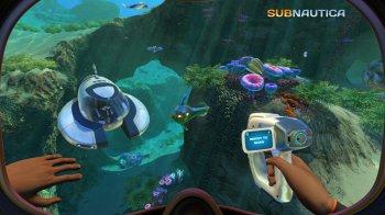 Subnautica [63668] (2018) PC | Repack от xatab
